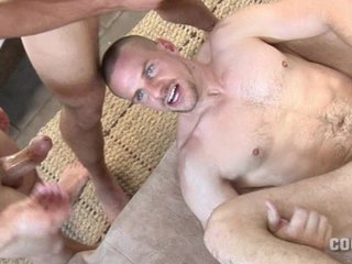 Video from: redtube | Summer Bareback Orgy