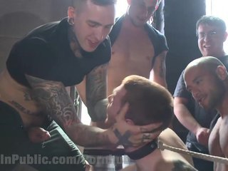 Forced Gangbang Groupsex