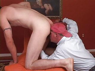 Old And Young Amateur