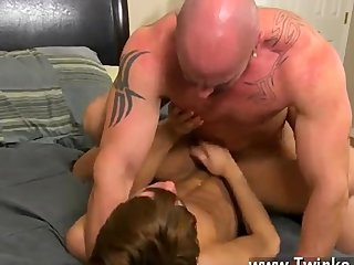 Gay fuck Horrible boss Mitch Vaughn wasn't amazed when he caught his