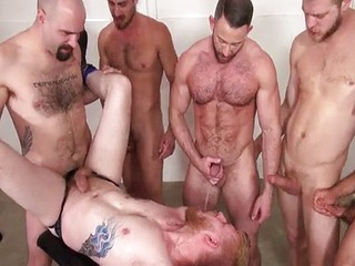 Gangbang  Muscled