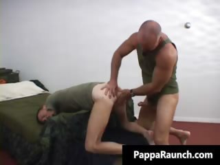 Daddy Old And Young Anal