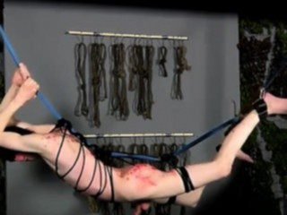 bdsm, bodybuilder, bondage, hairy, homosexual