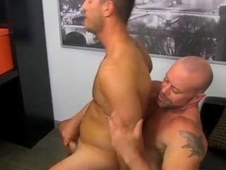 Boss was horny so he banged his employee