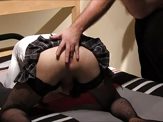 Video from: xhamster | Young crossdressers fucks