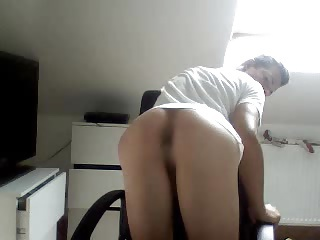 Cute French Str8 Boy With So Fucking Hot Tight Ass On Doggy