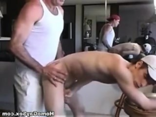 Doggystyle Old And Young Anal