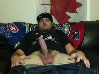 Str8 bear on couch