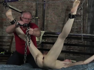 bdsm, homosexual, old plus young, trimmed, twinks
