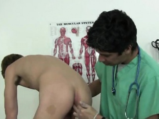 Amateur Doctor First Time