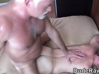 Daddy Doggystyle Mature