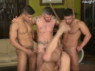 Ass Gangbang Groupsex
