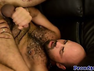 Gaysex mature bears shoot their loads