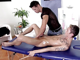 Massage man to boy old and young schwule jungs