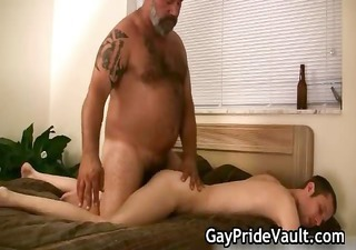 Video from: nuvid | hirsute homo bear fucking sext