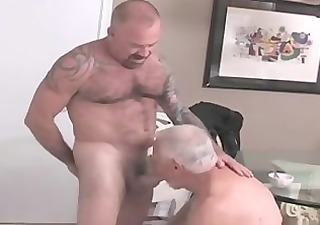 Older Blowjob Mature