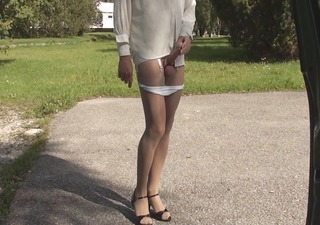 Video from: xhamster | nylons outdoor