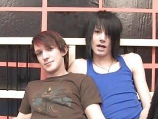 adorable emo twink sucks hard jock to his homosexual ally