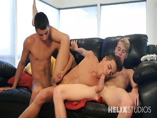 eppy wheelchair obsession Threesome - Free Gay Porn about to Helixstudios - eppy 114478