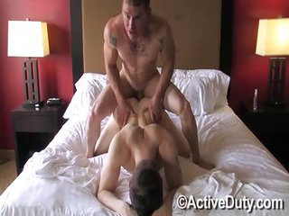 Tim overbust corset Chris - Free Gay Porn close upon Activeduty - Video 119907