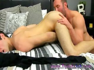 First time gay nude Non-vaginal fucking episode Brock Landon is thinking dinner