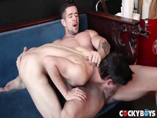 Muscled  Blowjob