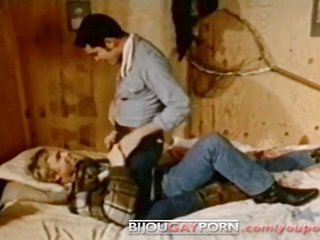 Vintage Cowboy Sex - THE stunning COWBOYS 1971