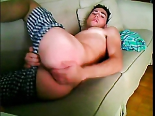 Ass Masturbating Teen