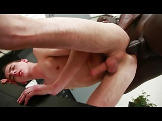 Bareback Monster Black Cocks  with...