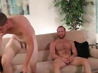 First Time Muscled Teen