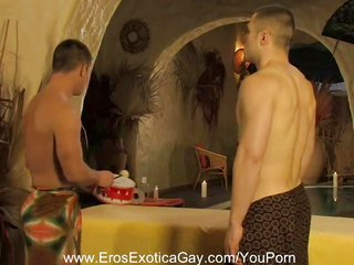 amicable Gay Anal Massage