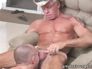 Daddy Muscled Old And Young