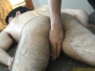 Hairy Massage