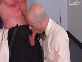tie Reaction act 3 Adam too Casey - Free Gay Porn not far from Titanmen - eppy 129512
