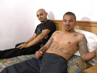 latino mates hit the bottle every someone else and fuck raw