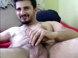 Arab Masturbating Amateur