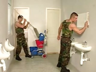 Toilet Army Uniform