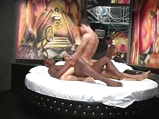 Brazil Twink Tag-Teamed By Hung Studs