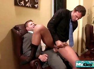 bareback, bodybuilder, gays fucking, homosexual, office, rough