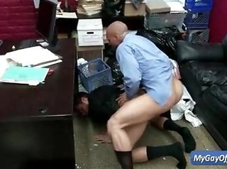 Doggystyle Office Anal