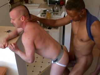 Whiteboy feels the eagerness to kind - Factory Video