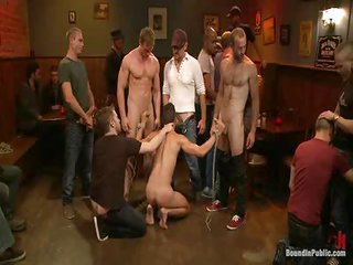 Isaac Connor over and above Dayton OConnor - Free Gay Porn around Boundinpublic - clip 112898