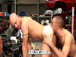 David Castan in like manner Ben Statham - Free Gay Porn on the edge of Cazzoclub - vid 123737