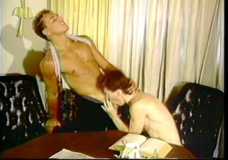 vintage porn of two gay chaps hooking up