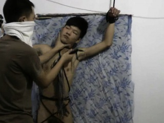 Slim Straight Boy BDSM
