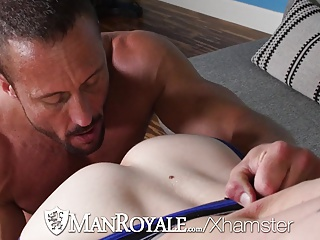 ManRoyale - Kyler Ash Won't Graduate Unless He Fucks Myles