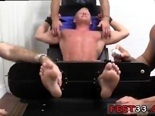 Hairy football player fucks hairy mens gay Johnny Gets Tickled Naked