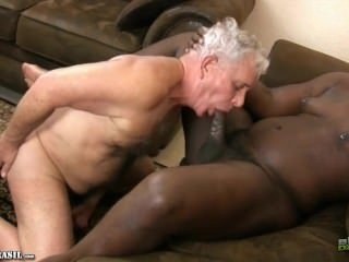 Older Interracial