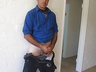 Amateur Horny Daddy