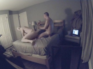 Me Breeding and seeding straight Spun Marine on SpyCam full one hr MUST see